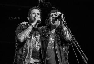 Time Downe & Riki Rachtman, Cathouse 2015