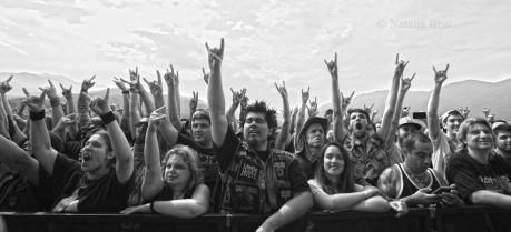 RockStar Energy MayhemFest, San Bernardino, CA, 2015