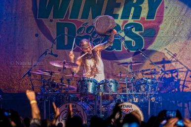 Mike Portnoy - Agoura Hills, CA, 2015