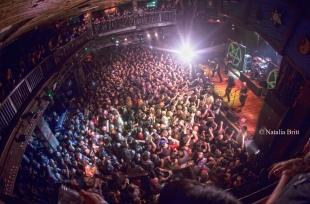 Anthrax, Los Angeles, 2015