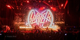 Slayer, 2015