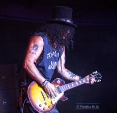 Slash - Los Angeles, 2015